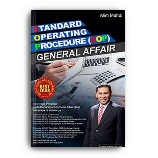 Contoh SOP General Affair