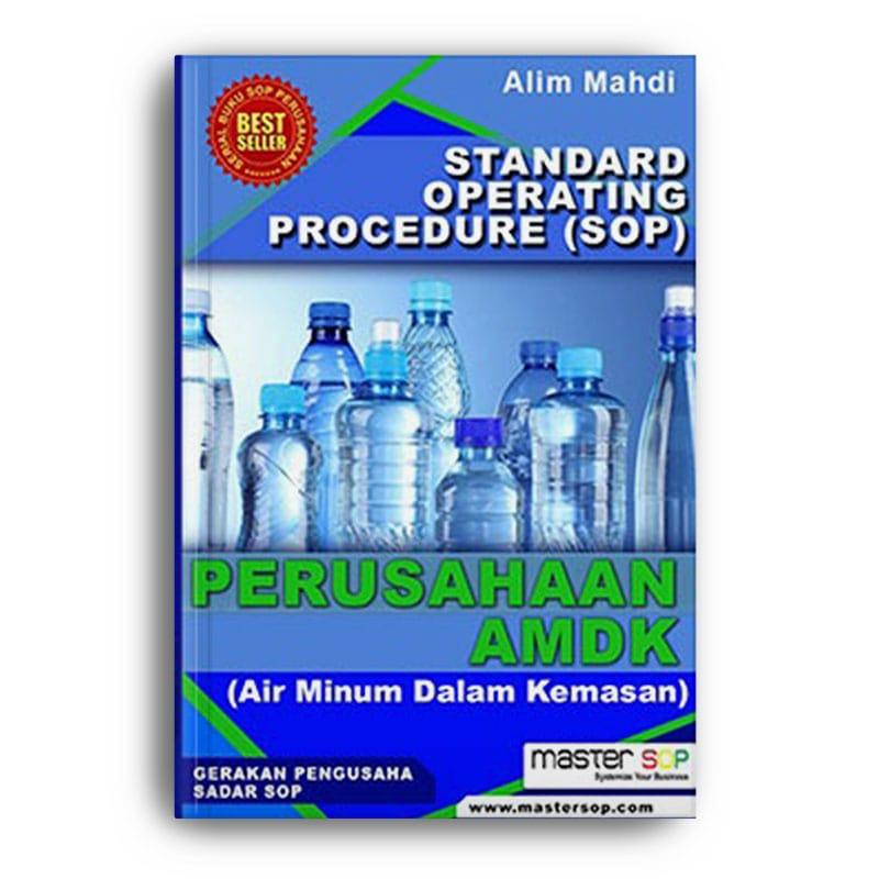 Contoh SOP Perusahaan Air Minum Dalam Kemasan (AMDK)